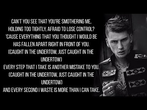 Linkin Park - Numb / Lyrics (Machine Gun Kelly Cover)