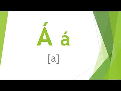 Венгерский язык. Алфавит. Урок 1. Часть первая.