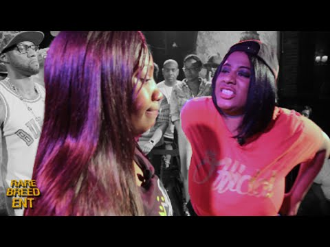 OFFICIAL VS QB BLACK DIAMOND RAP BATTLE - RBE