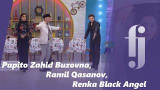 Papito Zahid Buzovna, Ramil Qasanov, Renka, Fira Calilova (Oyan Azerbaycan) 03.02.2018