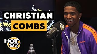 Christian Combs On Mother Kim Porter\'s Passing, Diddy\'s Influence & New EP!