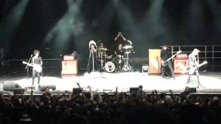 at the drive in one armed scissor live columbiahalle berlin 04 04 16