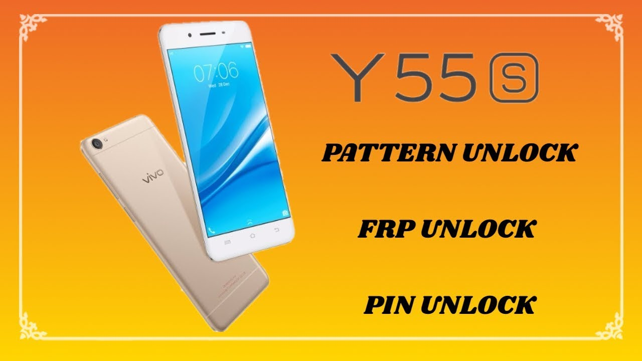 VIVO Y55S HARD RESET|VIVO Y55S PATTEREN UNLOCK|VIVO Y55S FRP BYPASS|BY TEAM  SMS by SAI MOBILE SOLUTION