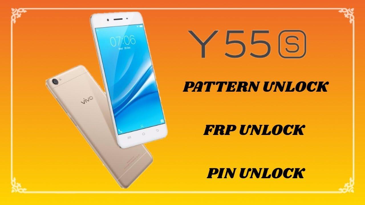 Vivo Y55s Hard Reset Vivo Y55s Patteren Unlock Vivo Y55s Frp Bypass