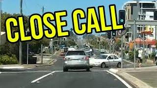 Close Call, Parking Nightmare, & Stuck Traffic Lights (WDCC#15)