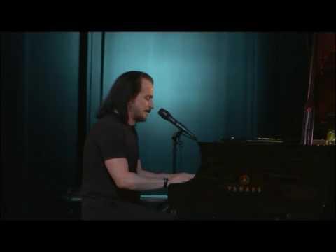 Yanni sound check-mesa arts-center live 2017