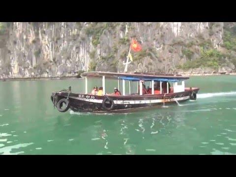 Vietnam-Travel . Vinh Ha Long