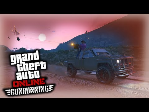 GTA 5 Online GUNRUNNING - SESSION WARS, Jobs, Money Making, and MORE!