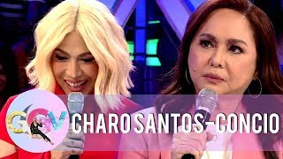 Is Vice Ganda's impersonation offensive for Miss Charo Santos? | GGV