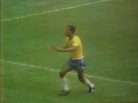 Футбол Финал 1970 Бразилия Италия с Пеле