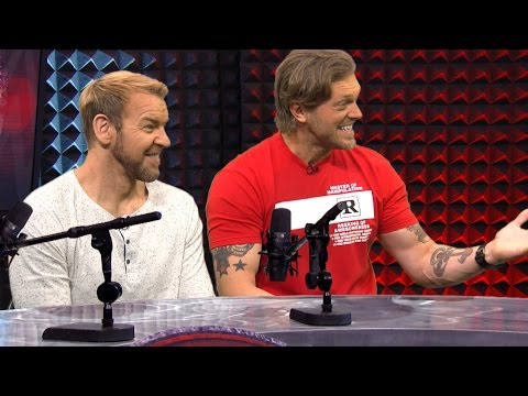Edge & Christian interview themselves on The Edge & Christian Show: WWE Network