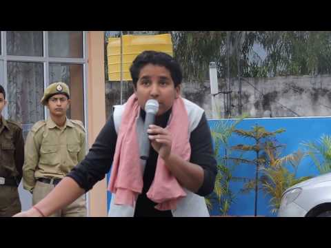 Lalach Buri Bala Hai #Republic Day Celebration 2K17# #Harsh Niketan Hr.Sec.School Sunderbani#