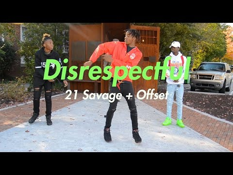 21 Savage & Offset - Disrespectful (Official NRG Video)