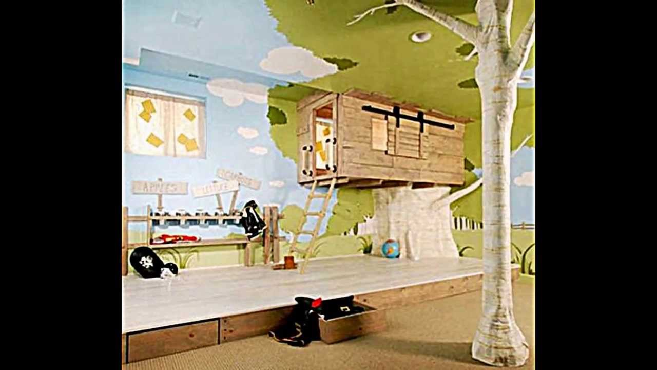 15 Ungewöhnlich Kreative Kinderzimmer Ideen    Mit Fantasie Einrichten    YouTube