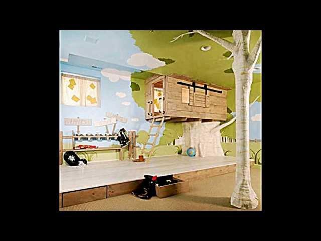 15 Ungewöhnlich Kreative Kinderzimmer Ideen    Mit Fantasie Einrichten