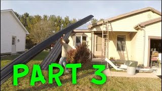 HOW TO INSTALL A METAL ROOF (PART 3)