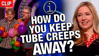 QI | How Do You Keep Tube Creeps Away?