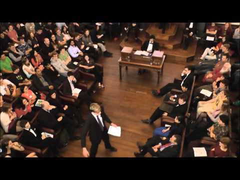 This House Believes The Law is an Ass (Comedy Debate) | The Cambridge Union