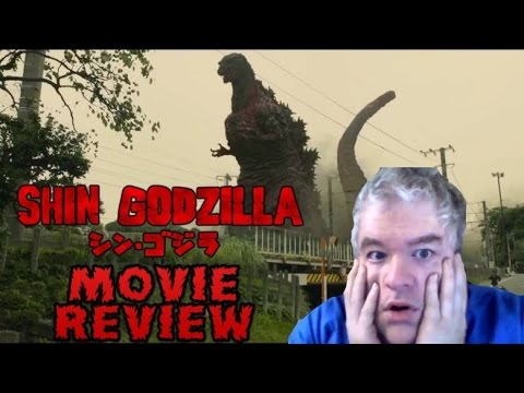 Shin Godzilla (movie review & my personal history with Godzi
