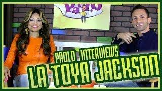 """La Toya Jackson Opens Up About Overcoming Her Past & """"Life With La Toya"""""""