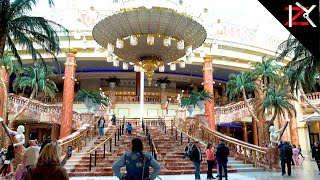 DUBAI SHOPPING MALL IN THE UK? Intu Trafford Centre Quick Tour In Manchester - FAMILY ENTERTAINMENT