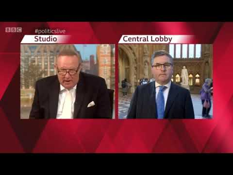 The Malthouse compromise - Solicitor General Robert Buckland