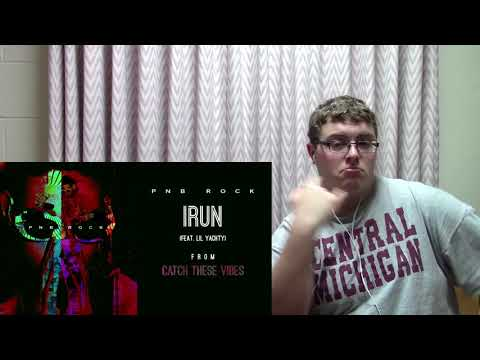 PnB Rock - iRun (feat. Lil Yachty) [Official Audio] -Reaction