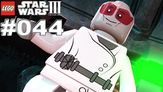 Let's Play LEGO Star Wars 3 The Clone Wars #044 Dr. Nuvo Vindi [Together] [Deutsch]