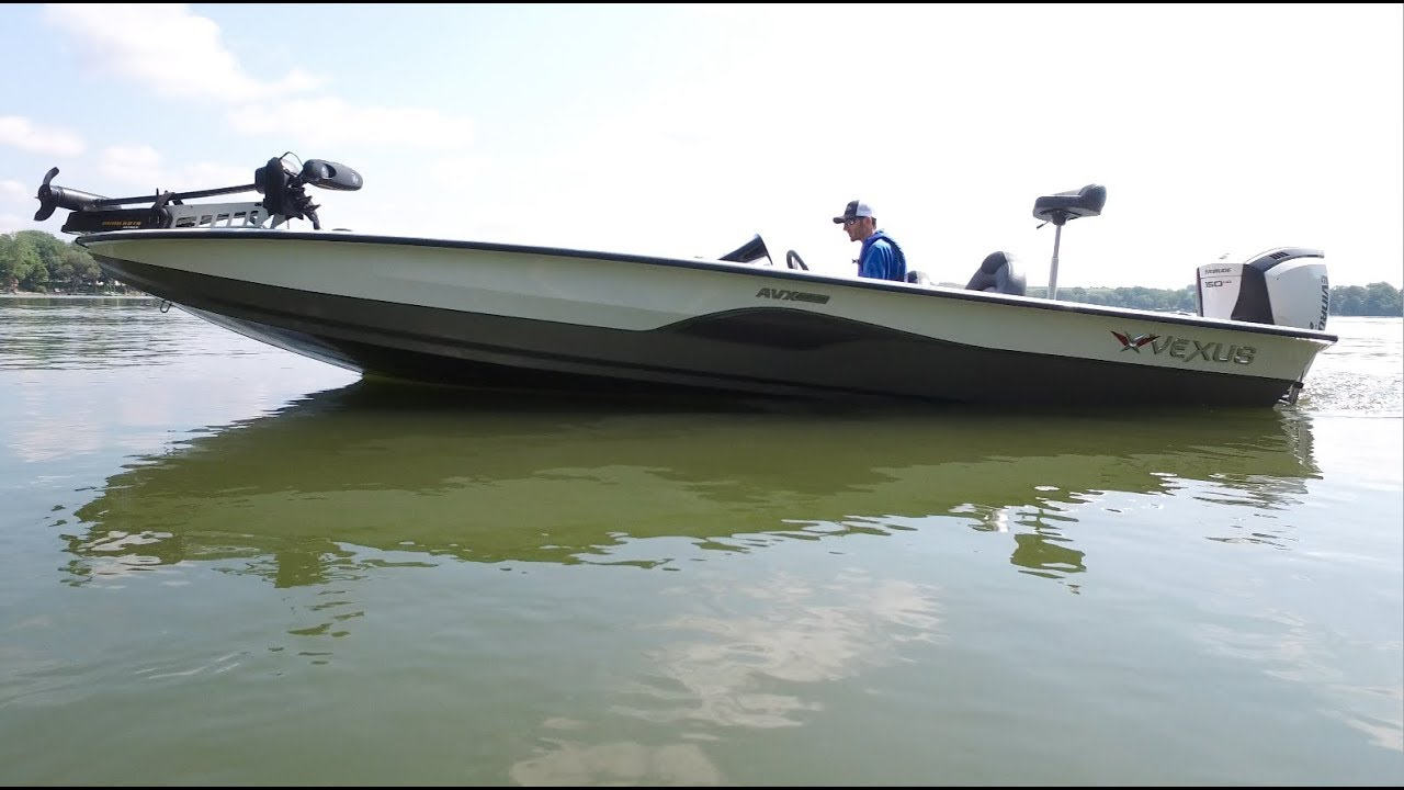 Vexus Boats AVX1980 Test Drive with In Tune Marine (Performance Report)