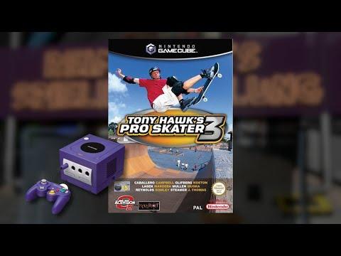 Gameplay : Tony Hawks Pro Skater 3 [GameCube]