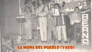 CUARTETO BERNA-LA MONA-CUMBIA PARA MAMA'-1970-(YACO)
