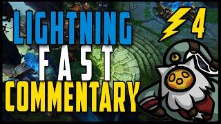 [Lightning Fast Commentary S6] #4 Bard INSANE COMEBACK