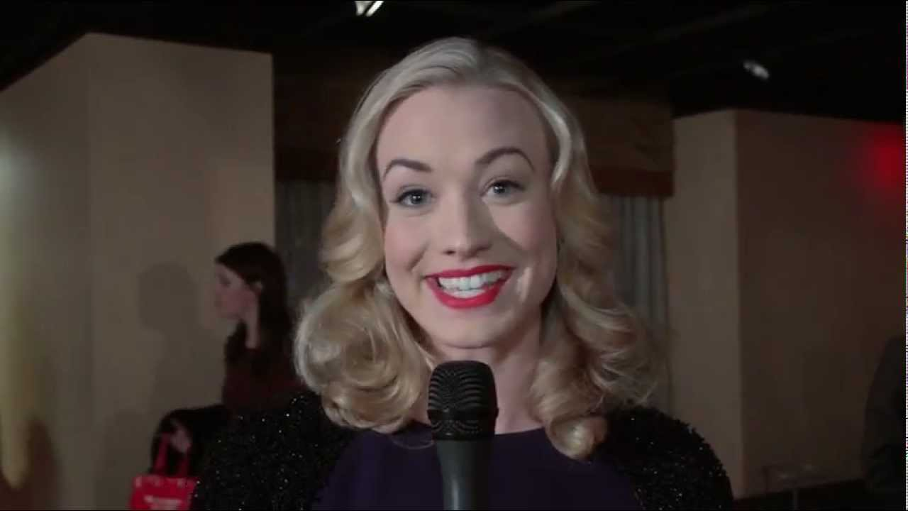 A Message from Yvonne Strahovski to fans of Dexter