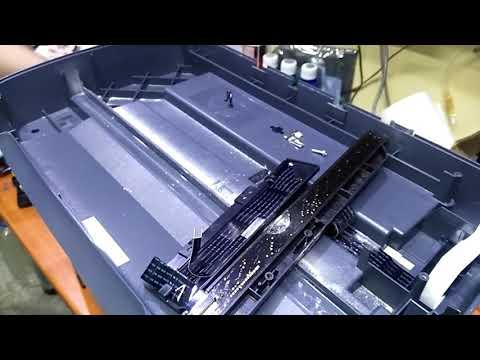 Инструкция ремонт HP LJ M1005MFP ошибка сканера (Решено)