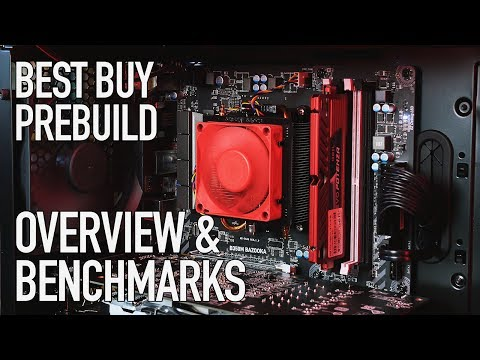 We Bought A Best Buy Gaming PC | Is This Really Okay?