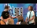 Gin Blossoms - Till I Hear It From You - Mix 96.9 Unplugged