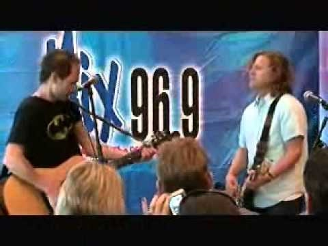 Gin Blossoms  Till I Hear It From You  Mix 96.9 Unplugged