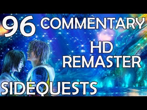 Final Fantasy X HD Remaster - 100% Commentary Walkthrough - Part 96 - Monster Arena Rewards