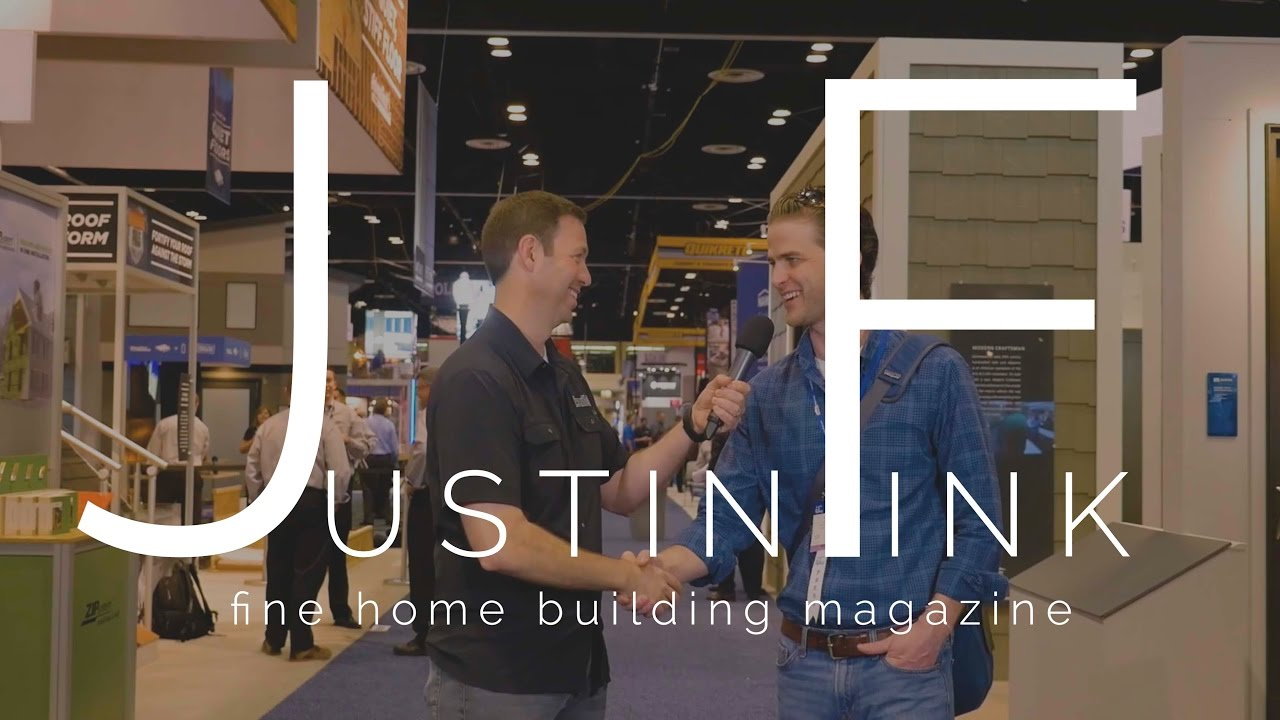 Fine Home Building Magazine Editor Justin Fink Durability And Simplicity