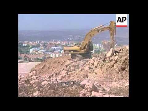 Palestinian Reax To Sharon's UN Speech