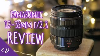 Panasonic Lumix 12-35mm f 2 8 Lens Review 4K Video Tests