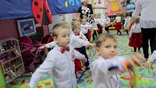 Pasowanie na przedszkolaka w grupie Biedronek w Przedszkolu nr 5