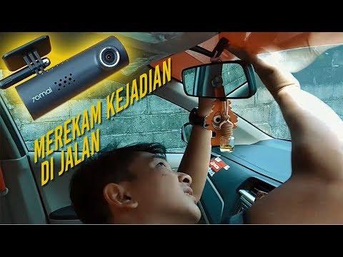 Review Dan Pemasangan Dash Cam Buat Mobil | Murah Tapi Mantap !