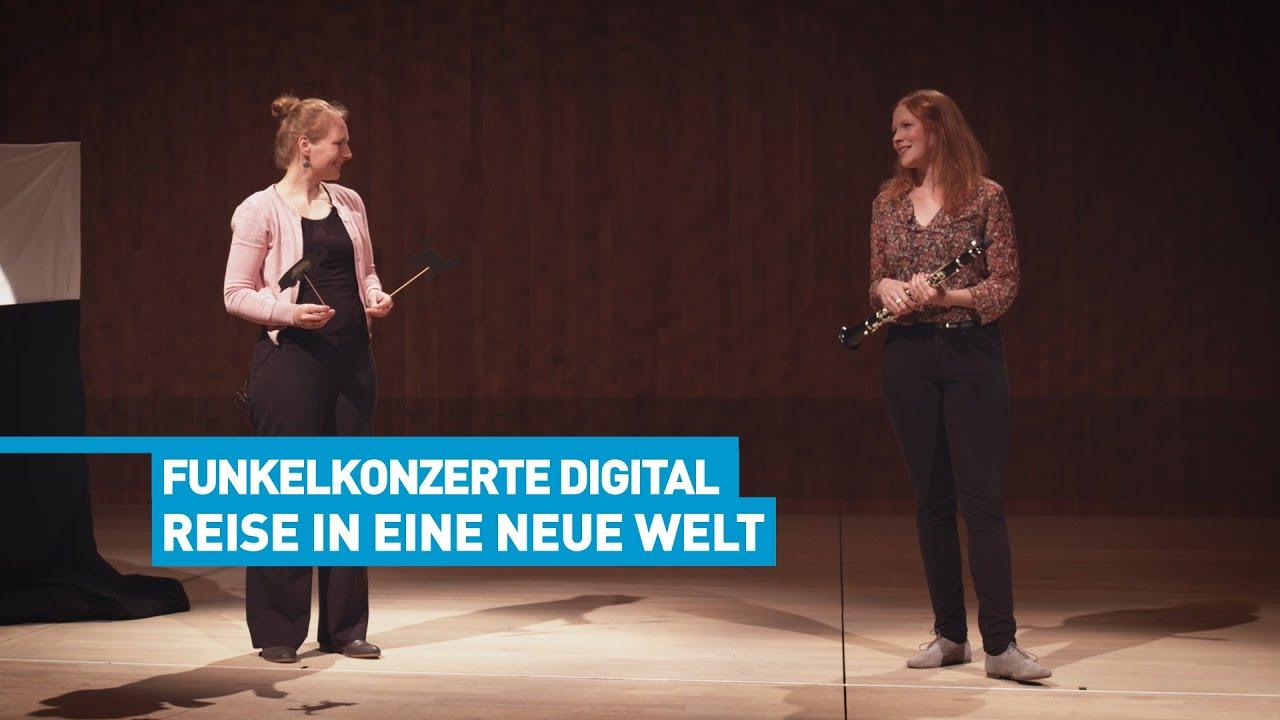 Elbphilharmonie Funkelkonzerte Digital | Reise in eine neue Welt