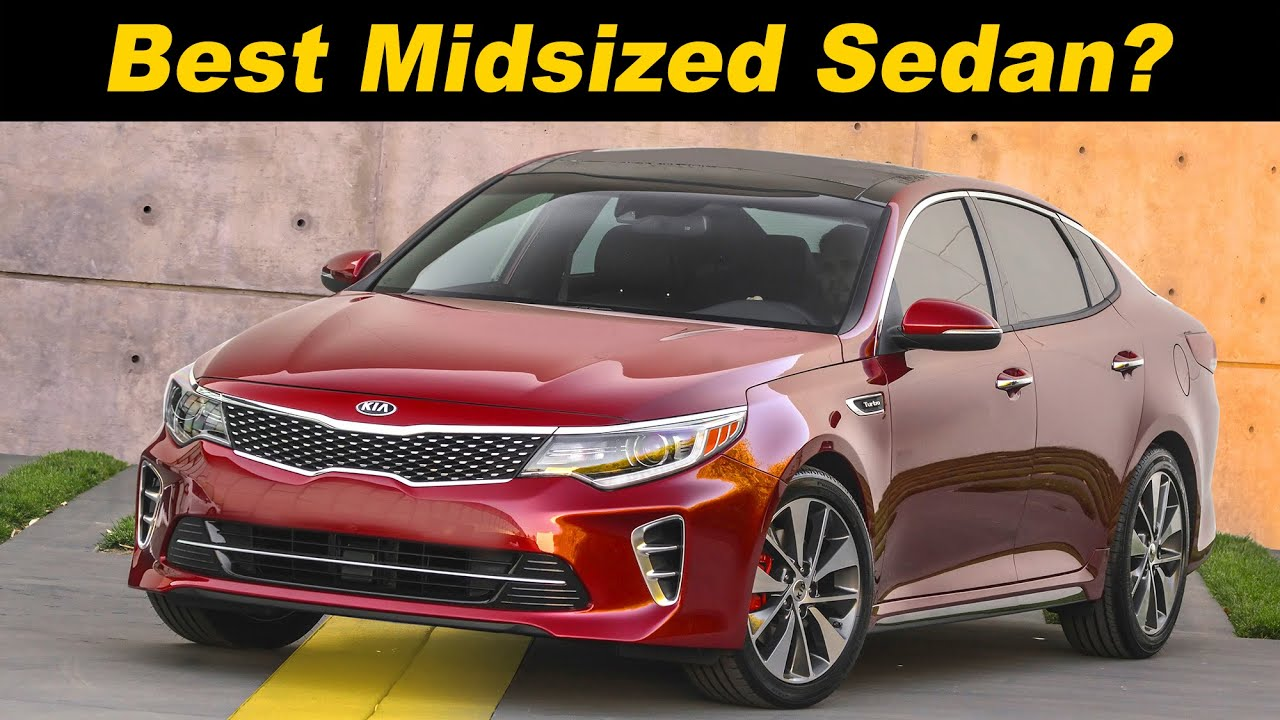 2016 2017 Kia Optima Review And Road Test Detailed
