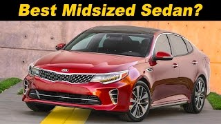 2016 / 2017 Kia Optima Review and Road Test | DETAILED First Drive In 4K