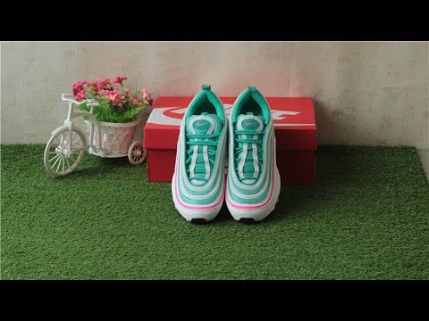 82588810d88c Nike Air Max 97 South Beach review form yeezysclub.com - YouTube
