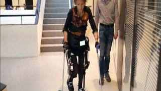 Инвалидная коляска или экзоскелет?