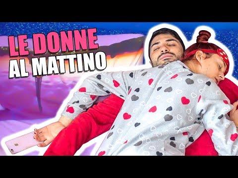 9 TIPI DI DONNE AL MATTINO