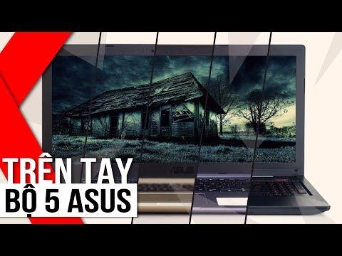 FPT Shop - Trên Tay Bộ 5 Laptop Asus: đáp ứng Mọi Phân Khúc Cho Mọi Nhu Cầu
